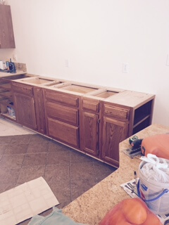 Wood Cabinets 5