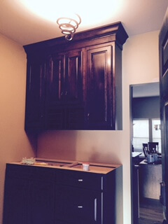Wood Cabinets 7