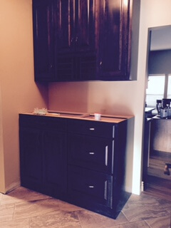 Wood Cabinets 8