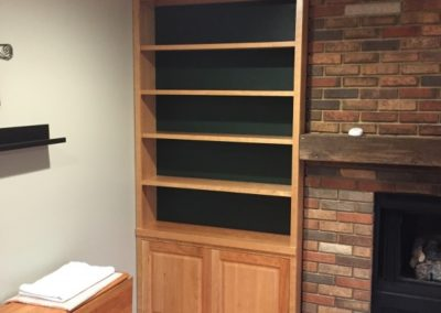 CHERRY BOOKCASE wood project