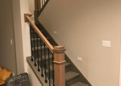 Finish Carpentry - Stairs